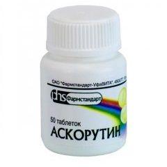 Аскорутин – аналог Ревалида