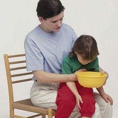 Рвота у ребенка: что делать