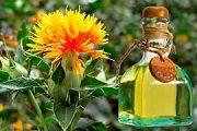 Сафлоровое масло: польза и вред