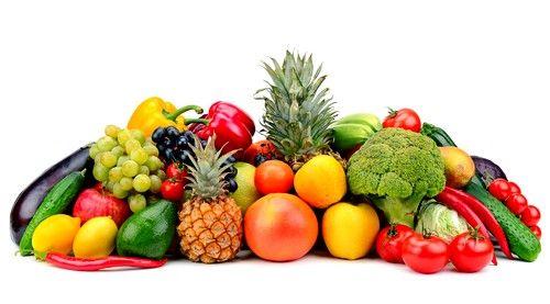 Специалисты советуют включить в рацион побольше овощей и фруктов