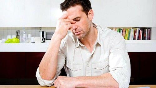 Выраженные головные боли
