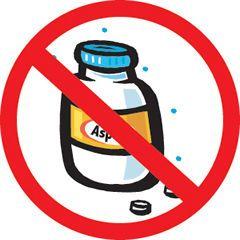 Отказ от применения ацетилсалициловой кислоты - лучшая профилактика синдрома Рея