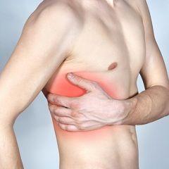Боль - основной симптом синдрома Титце