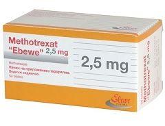 Метотрексат - препарат для лечения спондилита