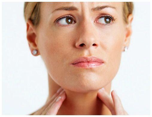 Simptomele de infecție streptococică în gât