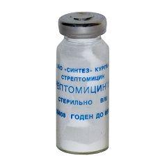 Антибиотик Стрептомицин