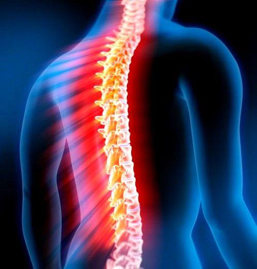остеохондроз позвоночника как причина судорог
