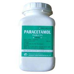 Paracetamol - najsigurnije glavobolje tablete
