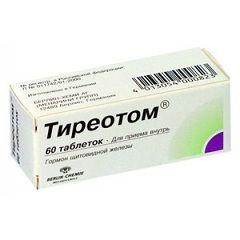 Тиреотом