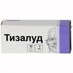 Oblik Tizaluda oslobodi - tablete