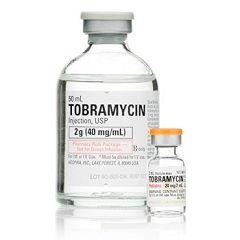 Тобрамицин раствор для инъекций