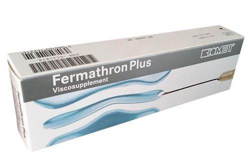 Самым популярным препаратом является Ферматрон, основной компонент которого - гиалуроновая кислота