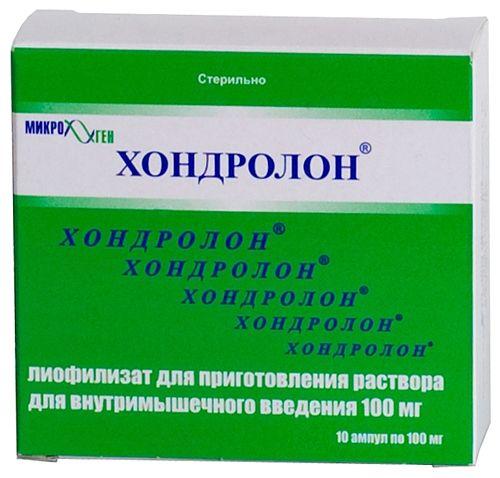 Хондролон в инъекциях применяется для уколов при артрозе коленного сустава