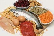 Ono što hrana sadrži proteine?