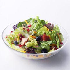 Vegetarijansku ishranu salata
