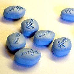 Форма выпуска Виагры - таблетки