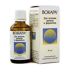 Общеукрепляющий препарат Вокара