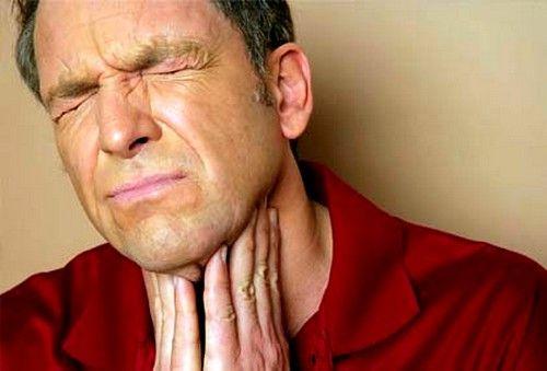 Simptomele de inflamație a amigdalelor