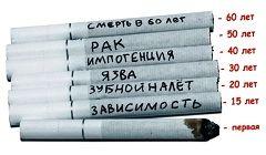 Štete od nikotina - trovanje čitavog organizma