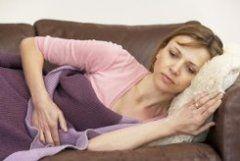 Вздутие живота - состояние, вызванное хроническими заболеваниями