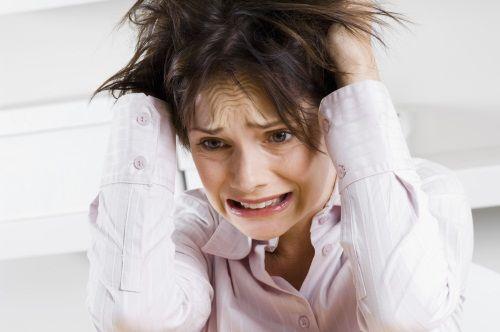 Стресс – причина болезней щитовидной железы