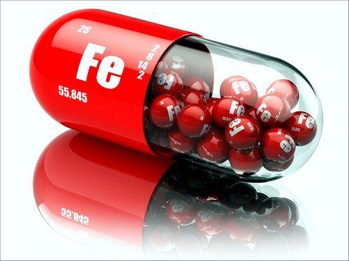 Anemie deficit de fier, simptome și tratament