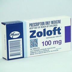 Таблетки Золофт 100 мг